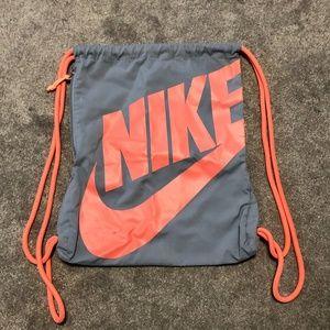 5 for $20 Nike drawstring backpack